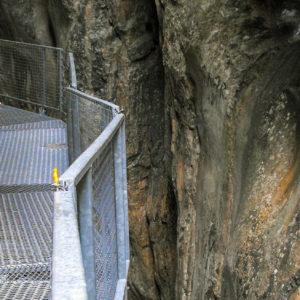 Pettneu am Arlberg: Gola di Schnann
