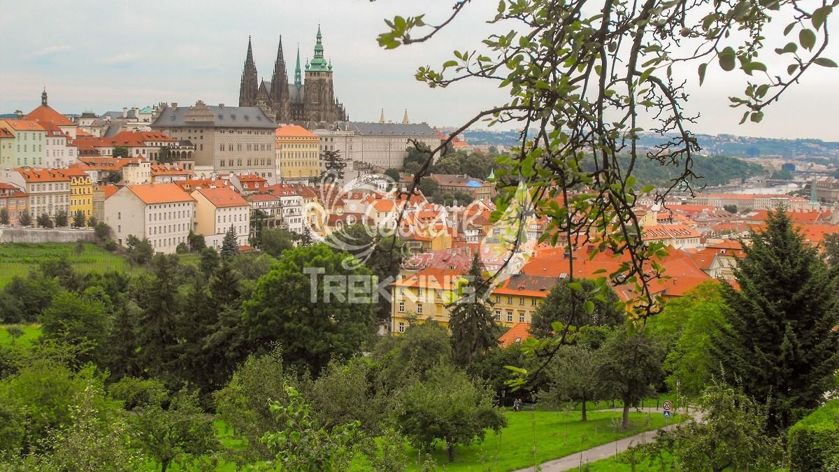 Giardini Di Petrin Praga