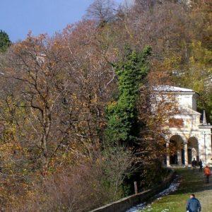 I Sacri Monti di Piemonte, Lombardia e Canton Ticino