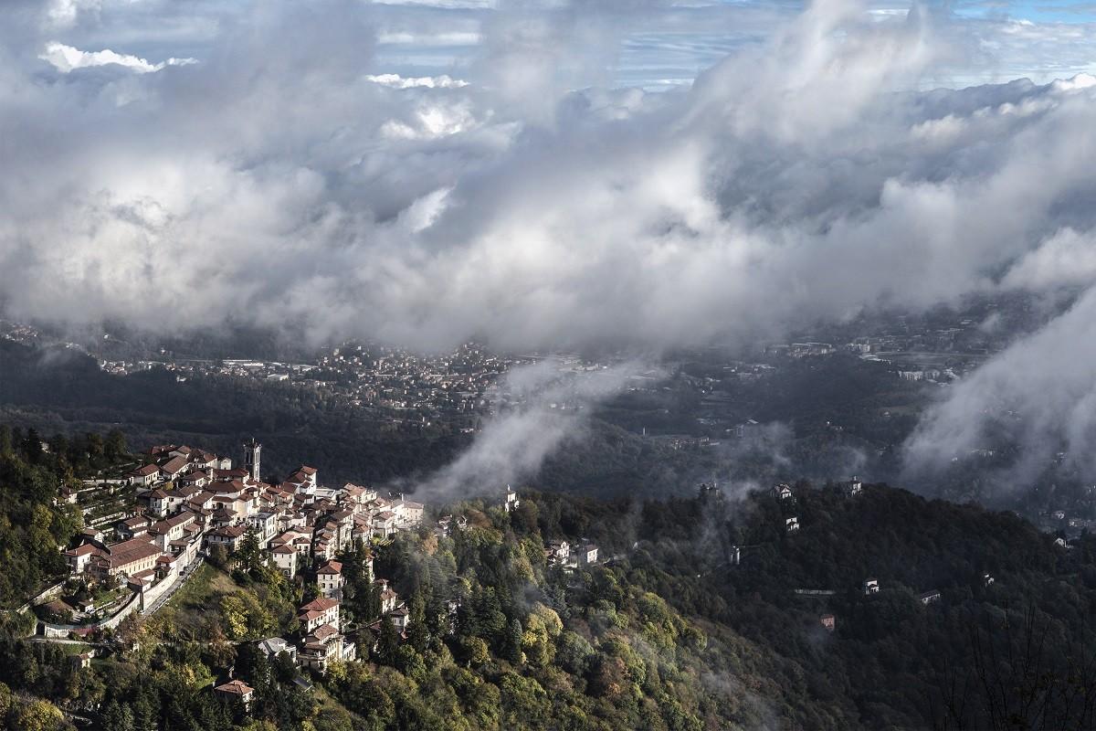 Sacro Monte Di Varese, Lombardy Italy