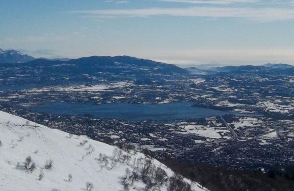 Albavilla: Monte Bolettone