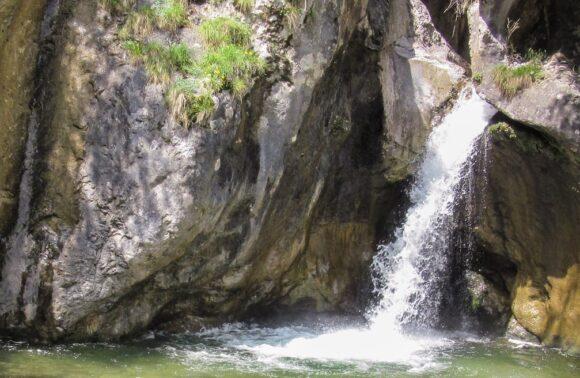 Porlezza: Cascata di Begna