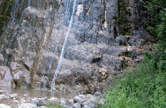 Introbio: Cascata dello Sprizzottolo