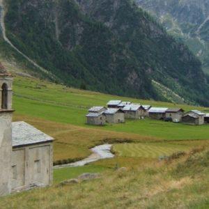Sondalo: Val di Rezzalo