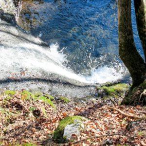 Casalzuigno: Cascate del torrente Marianna