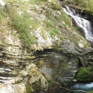 Casciago: Cascata del Molina