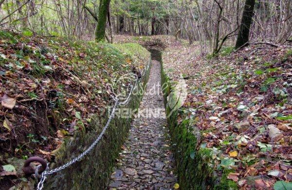 Cassano Valcuvia Trekking La Linea Cadorna 6