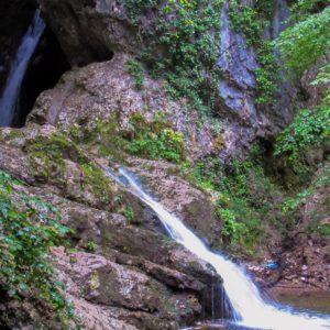 Rancio Valcuvia: Cascata del Ronco