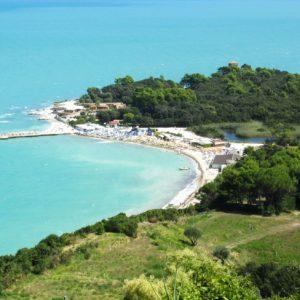 Ancona: Anello di Portonovo