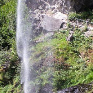 Antrona Schieranco: Cascata Sajont