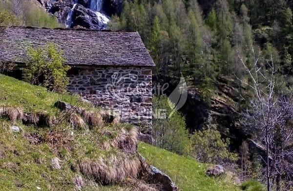 Alagna Valsesia Cascate Dell Acqua Bianca 4