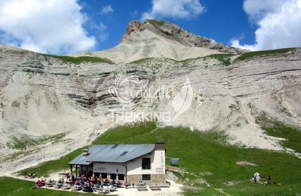 Badia Trekking Rifugio Puez 5