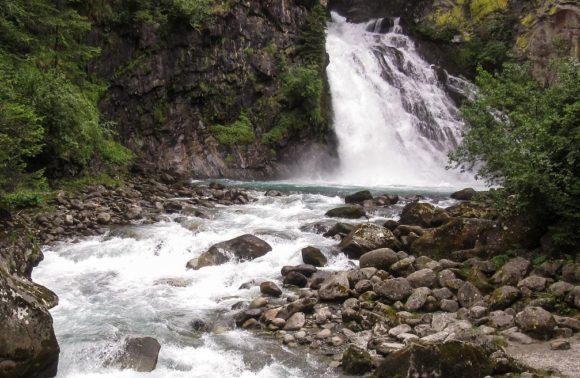 Campo Tures: Cascate di Riva
