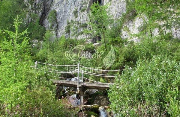 Corvara In Badia Colfosco Cascate Del Pisciadu 1