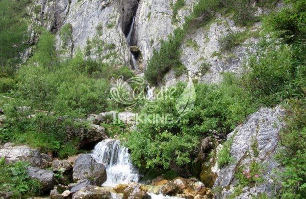 Corvara In Badia Colfosco Cascate Del Pisciadu 5
