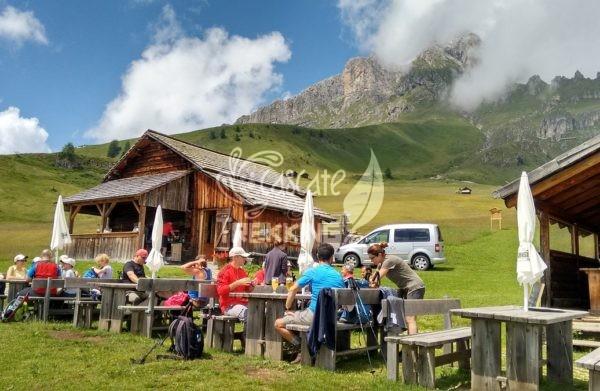 San Martino In Badia Trekking Malga Vaciara 5