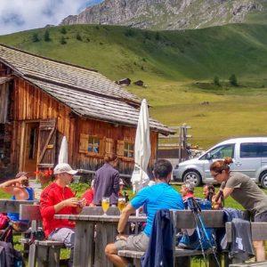 San Martino in Badia: Malga Vaciara