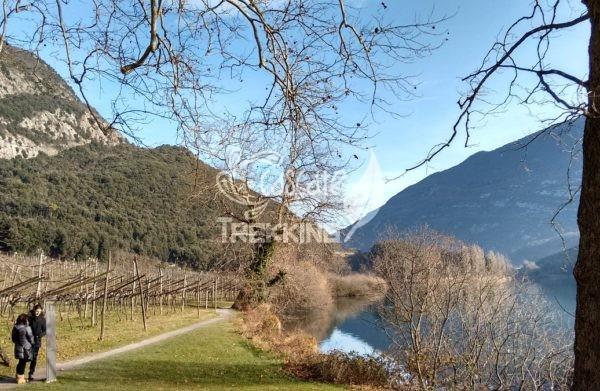 Madruzzo Calavino Trekking Lago Di Toblino 6