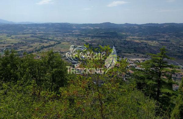 Gubbio Monte Ingino 6