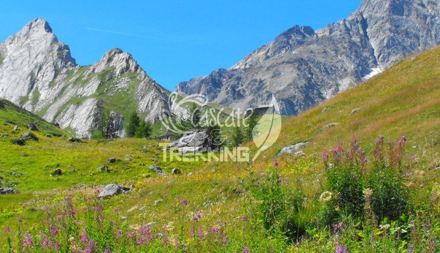 Courmayeur Trekking Val Veny Copertina