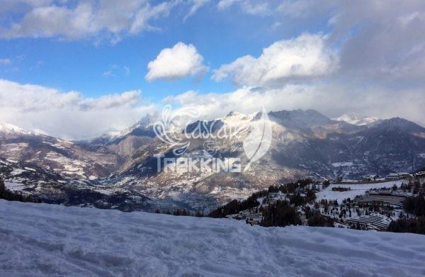 Gressan Pila Trekking Alpe Grivel 4