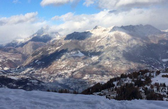 Gressan: Alpe Grivel