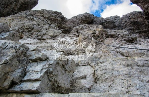 Cortina D Ampezzo Trekking Ferrata Averau 3