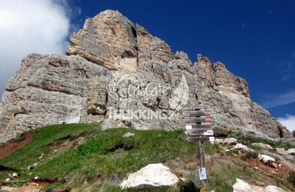 Cortina D Ampezzo Trekking Ferrata Averau 4