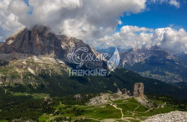 Cortina D Ampezzo Trekking Ferrata Averau 5