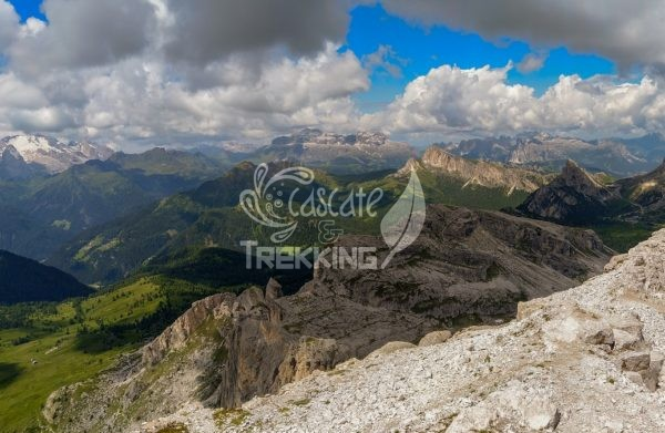 Cortina D Ampezzo Trekking Ferrata Averau 6