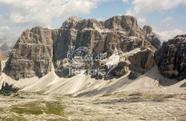 Cortina D Ampezzo Trekking Lagazuoi 3