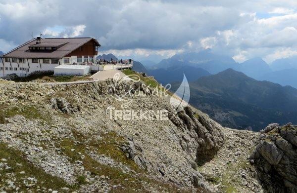 Cortina D Ampezzo Trekking Lagazuoi 4