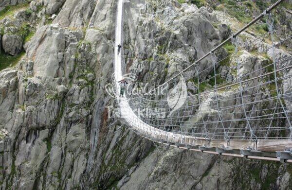 Innertkirchen Ponte Del Trift 1