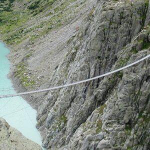 Innertkirchen: Ponte del Trift