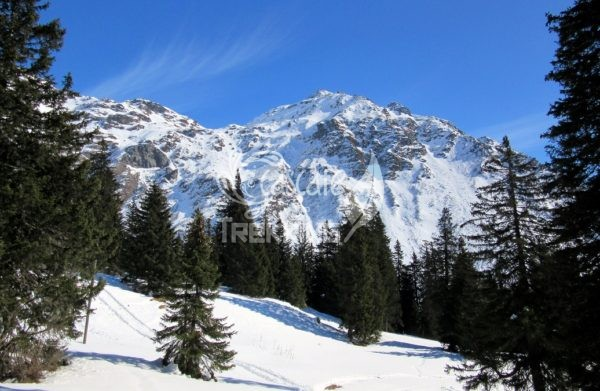 Trekking Mesocco Alpe Pian Doss 1