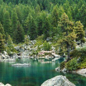 Poschiavo: Lago di Saoseo