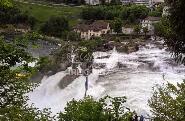 Neuhausen Am Rheinfall Cascate Del Reno 1