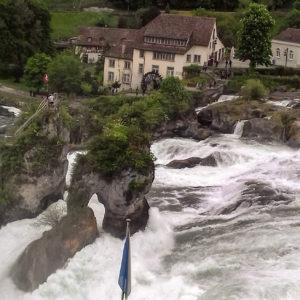 Neuhausen am Rheinfall: Cascate del Reno