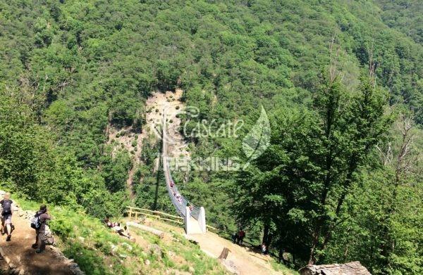 Bellinzona Monte Carasso Ponte Tibetano Carasc 6