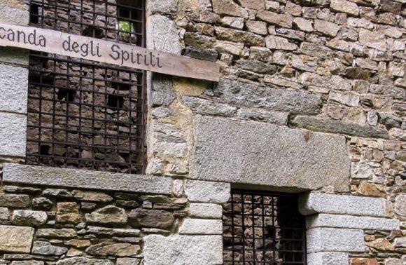 Capriasca: Anello Torre di Redde