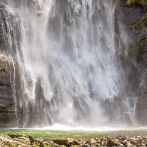 Cevio: Cascata Grande di Bignasco