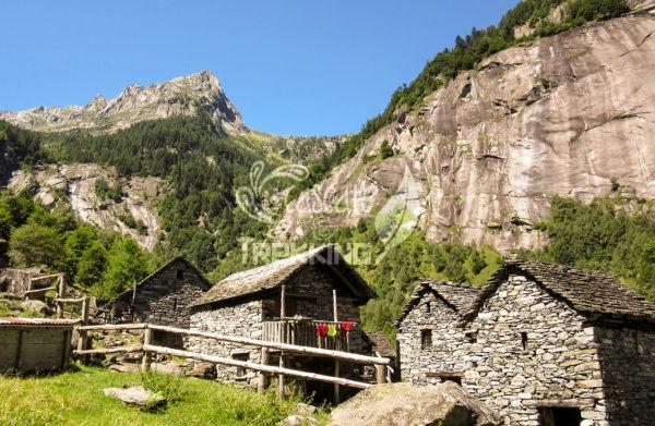 Cevio Foroglio Trekking Val Calnegia 6