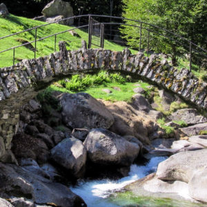 Cevio: Val Calnegia