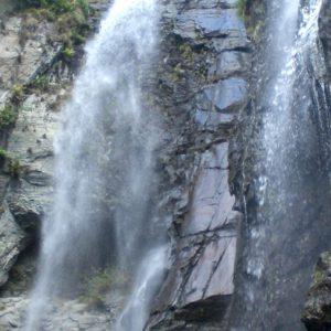 Maggia: Cascata del Salto