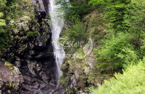 Maggia Cascata Di Giumaglio 1