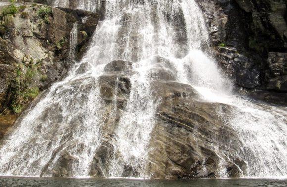 Maggia: Cascata delle Sponde