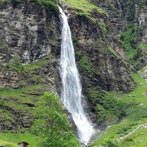 Serravalle: Cascata Furbeda