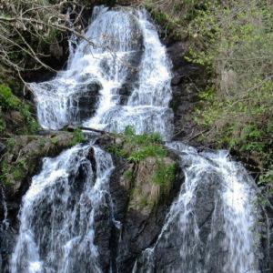 Sessa: Cascate della Pevereggia