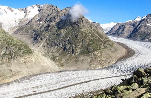 Bettmeralp: Ghiacciaio dell'Aletsch