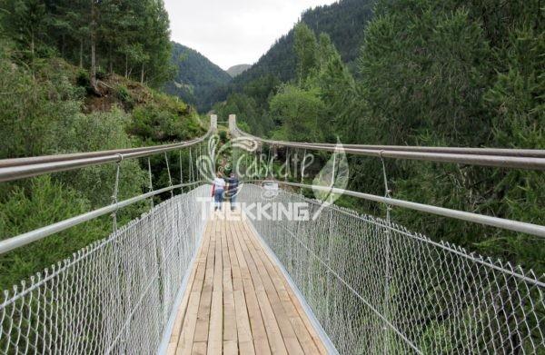 Ernen Ponte Sospeso Goms Bridge 2